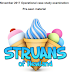OCS November 2017 - CIMA Operational case study - Struans of Newland  - Pre-seen video analysis