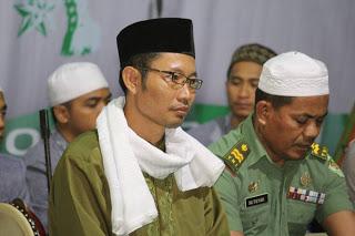 Wakil Katib Syuriaj NU Bogor, KH. AhmadKH. Abdullah Nawawi MDZ  Ikrom