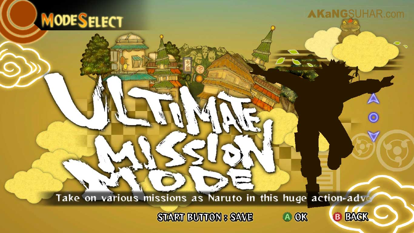 Free Download Game Naruto Ultimate Ninja Storm I HD Full Version Terbaru Full Crack