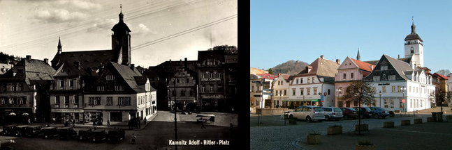 Adolf-Hitler-Platz and today