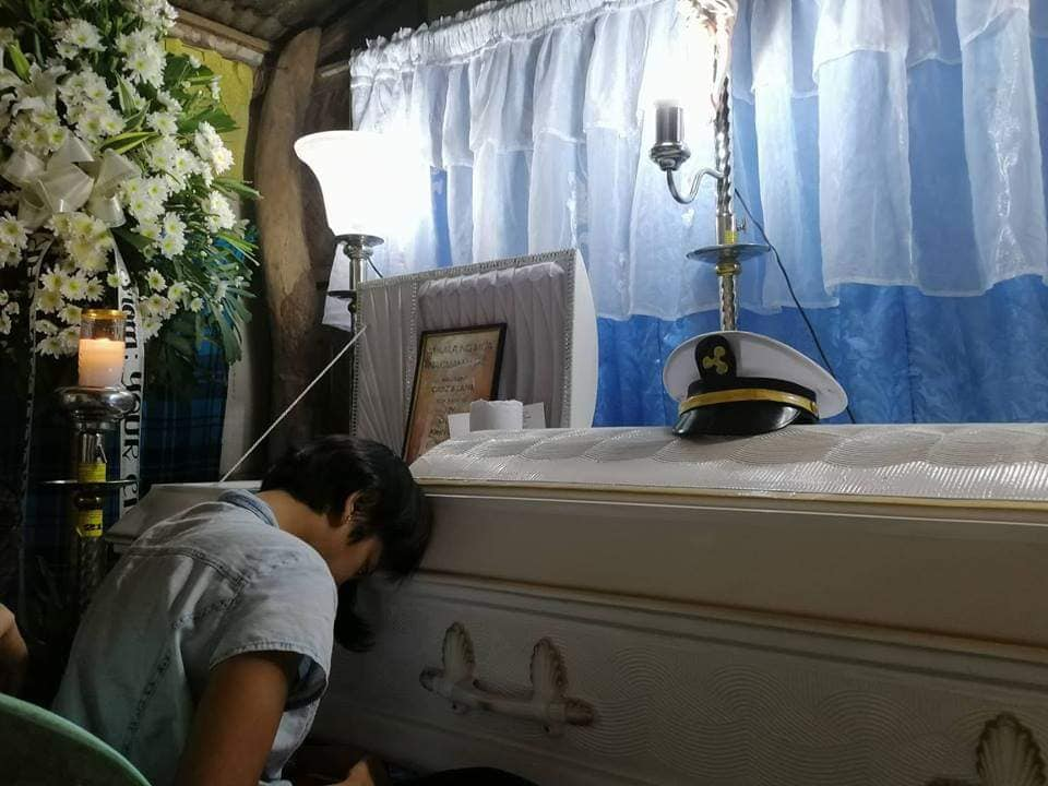 Marine engineering student's heartbreaking tribute to late 'marino' BF goes viral