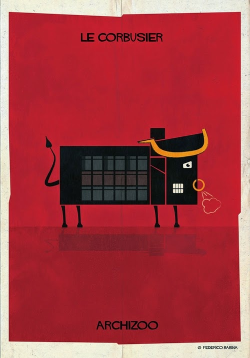 03-Le-Corbusier-Federico-Babina-Archizoo-Connection-Between-Architecture-and-Animals-www-designstack-co