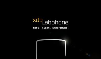 phien ban XDA Lab phone