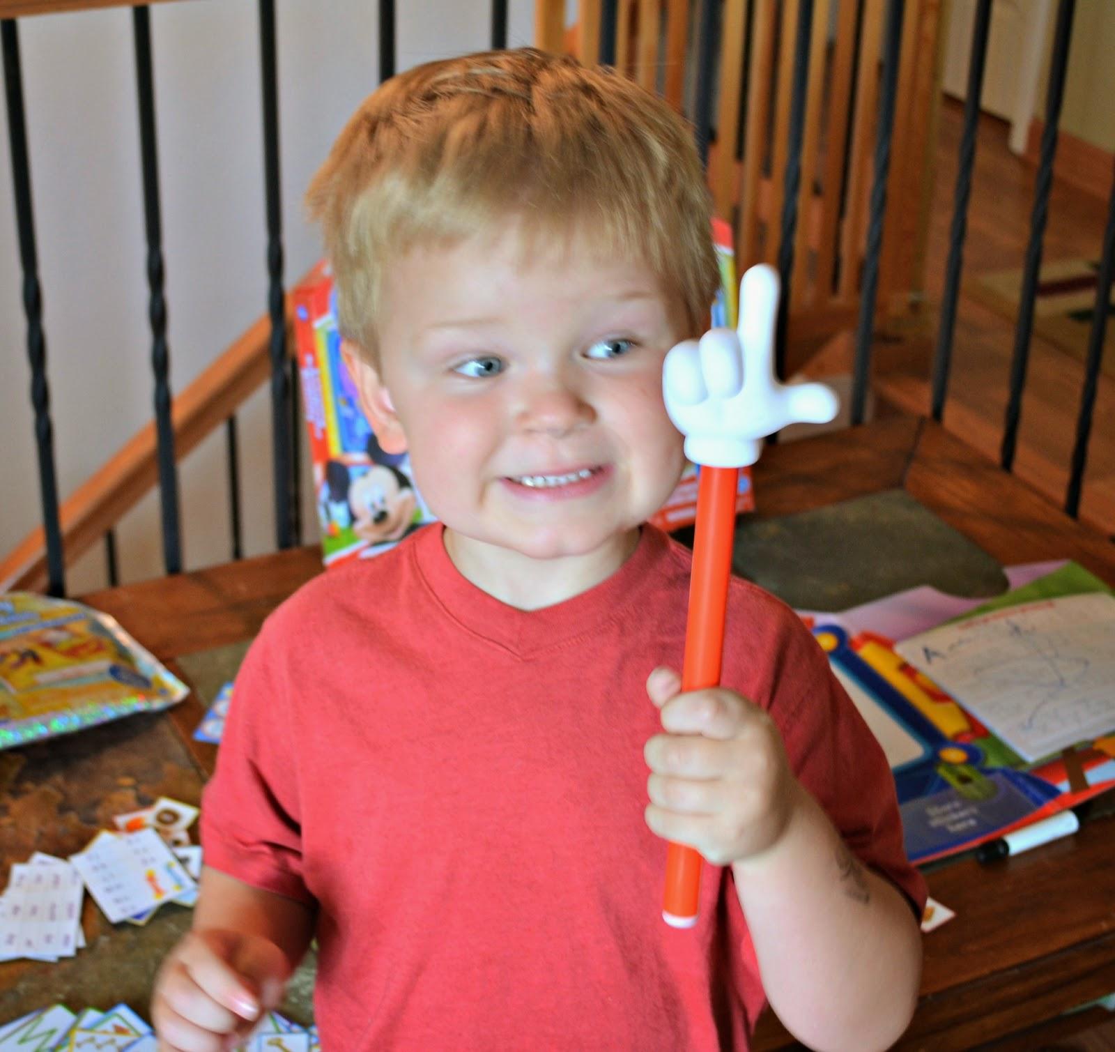 Breaking The Summer Slide With Disney Junior