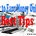 How to Earn Money Online Best Tips