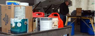 Household Hazardous Waste and Electronics Collection Day Set for Sept. 12