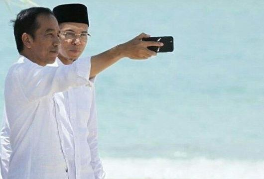 Survei Membuktikan, Jokowi Menang Jika Cawapresnya TGB, Kemunculan Agum Gumelar Mengejutkan