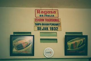 Ragusa Es Italia Terpopuler dan Tertua di Indonesia