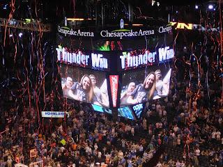 NBA Thunder