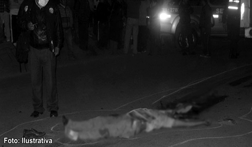 Localizan cadáver de hombre con la cabeza destrozada y huellas de tortura, en la colonia El Diamante de Xalapa