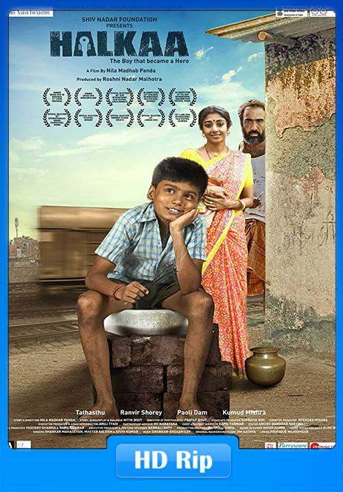 Halkaa 2018 Hindi 720p WEB-HD x264 | 480p 300MB | 100MB HEVC