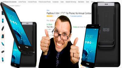 احصل على الجهاز الغريب و الفريد 2 في واحد Padfone X (هاتف في تابلت؟)
