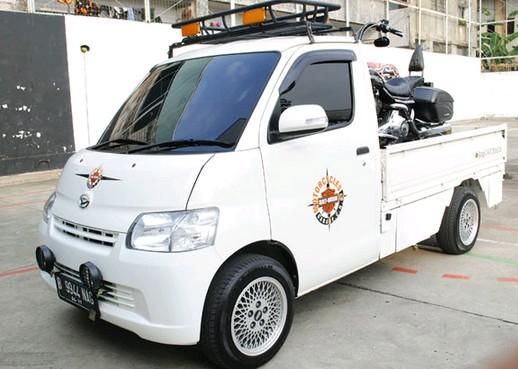 Gambar Modifikasi Mobil Daihatsu Gran Max Pickup Terbaru