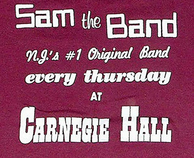 Sam The Band
