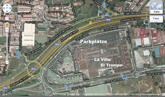 Alles rund um teneriffa und casa nova einkaufszentrum in - La illa centro comercial ...