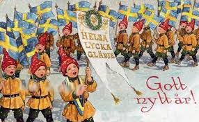 Swedish New Year 2017