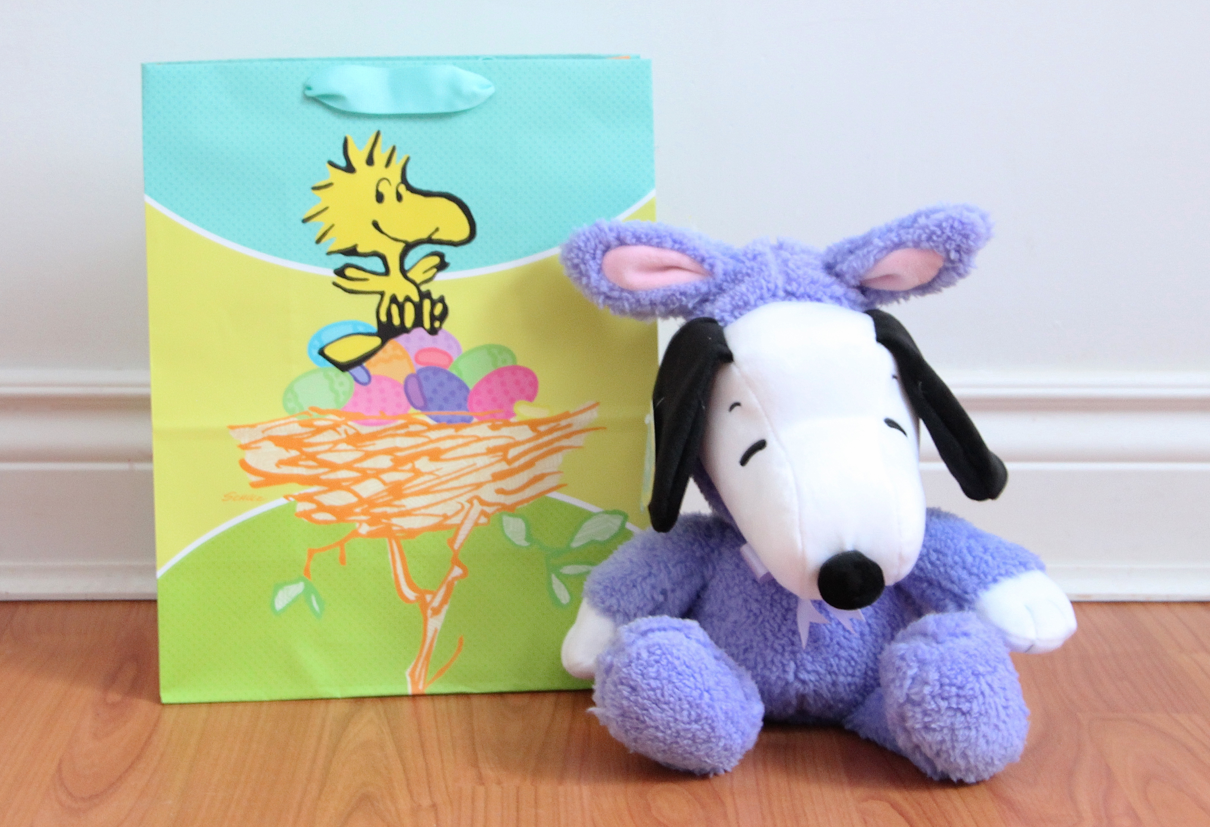 Hallmark Easter Must-Haves - Easter Beagle Snoopy Plush