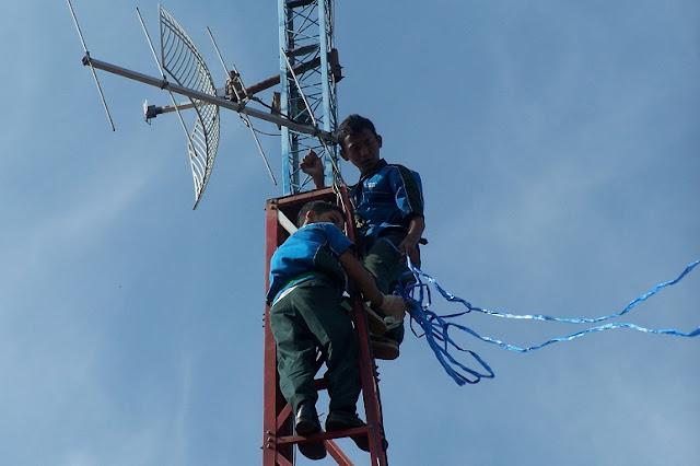 Jurusan Transmisi Telekomunikasi SMKN 5 Semarang