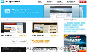Blogcrowds