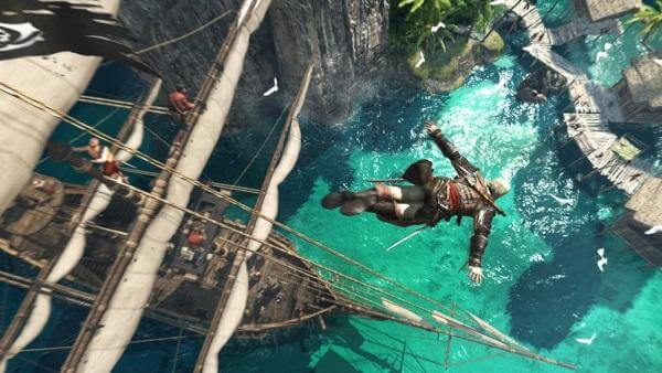 Assassin's Creed IV- Black Flag-(2013):
