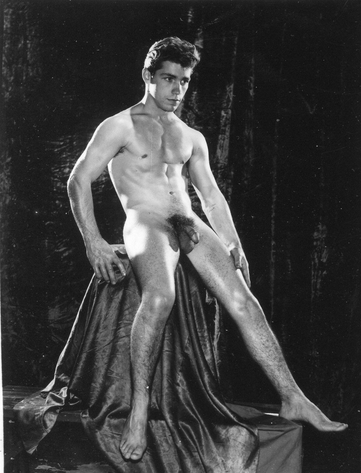 Male Models Vintage Beefcake-5835