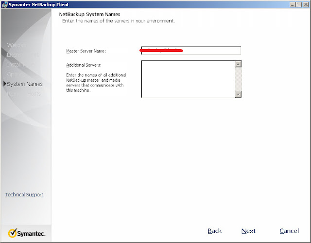 Symantec NetBackup 7 5 Client Installation - Windows OS