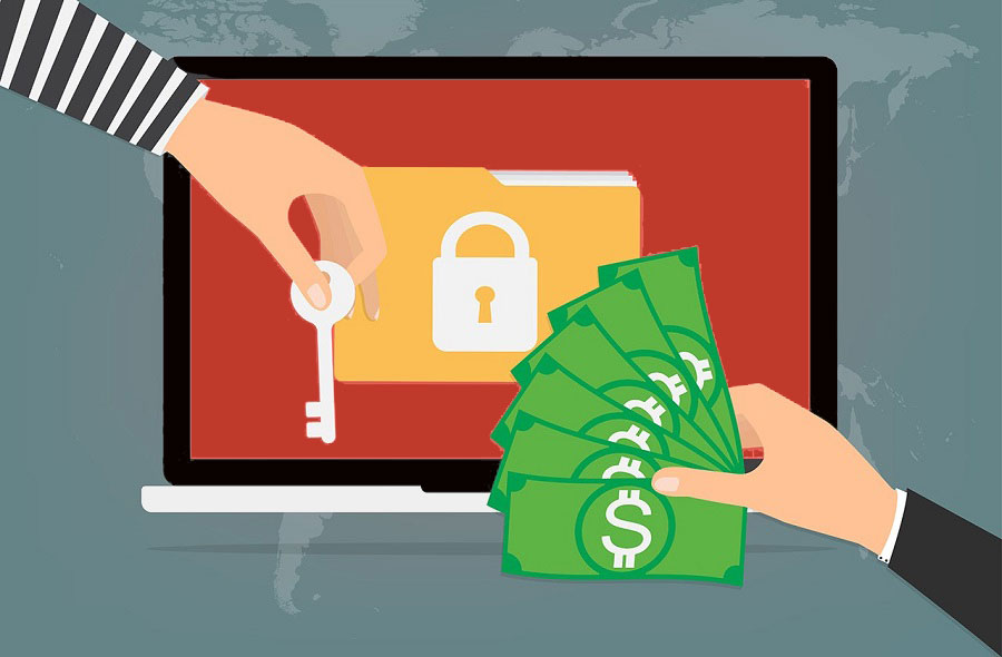 How to recover files from ransomware? : Intelligent computing