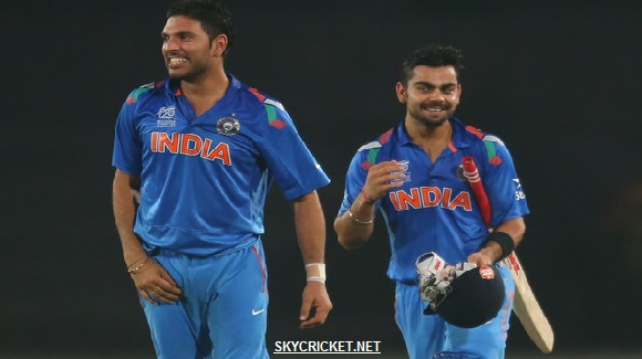 India ODI Squad for series against England