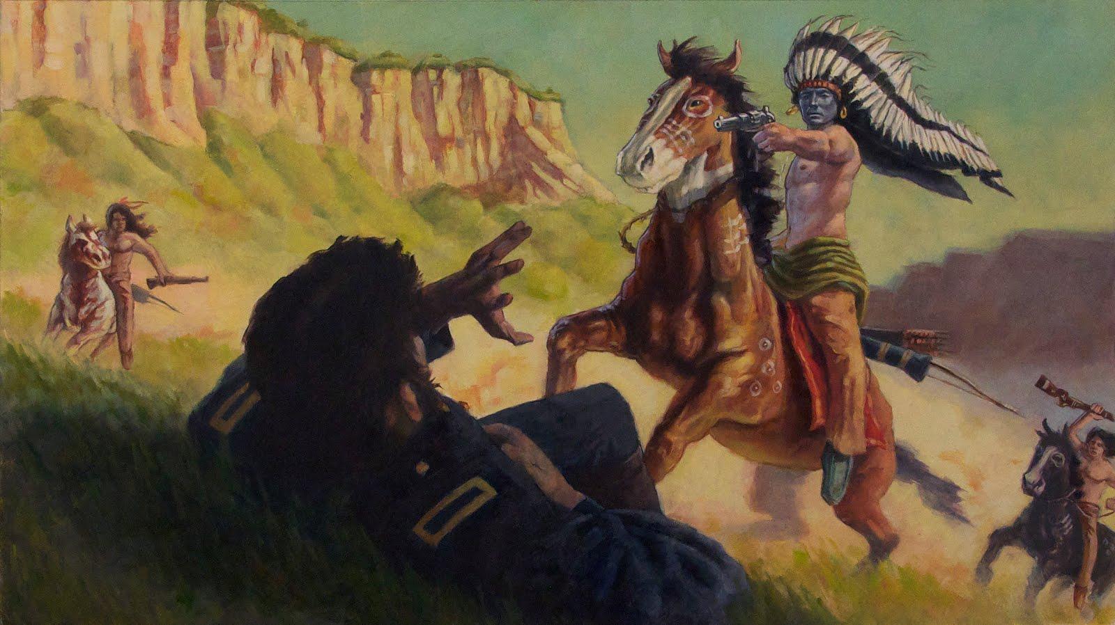 bernard lee illustration: March 2012