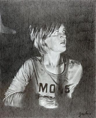 "Honourable mention Young Archie 2018 - ""36"" by Michelle Boulais | creative drawings, cool stuff, pictures | obras de arte contemporaneo realista, cuadros, imagenes bonitas chidas"