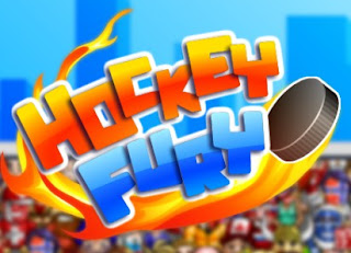 Hockey Fury Sport Online Game