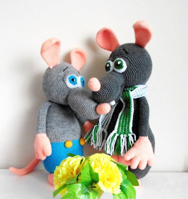 -amigurumi -rat -crochet -animal -friend -handmade -greyrat -käsitöö - rott -heegeldatud -sõber -loomad #handmadetoy #crochetanimals #rat #mouse #friend #bestfriend