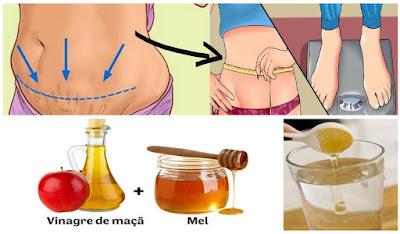 Veja o que acontece quando você toma mel e vinagre de maçã pela manhã em jejum