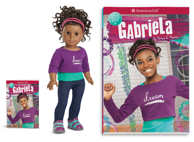 Bonggamom Finds Meet Gabriela, American Girl Of The Year -5870