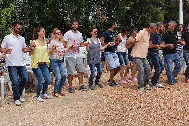 Αντάμωσαν Ποντιακές οικογένειες στο Καπανδρίτι με πρωτοβουλία των ''Αργοναυτών - Κομνηνών''