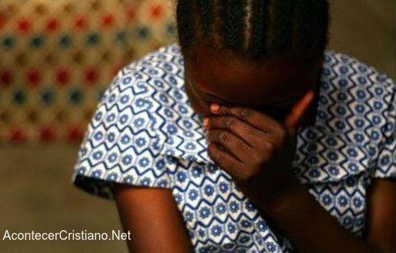 Mujer cristiana envenenada sobrevive