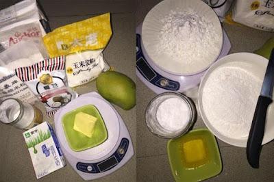 Tự Tay Làm Bánh Mochi Nhân Xoài Cực Ngon 3