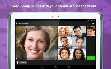 Camfrog - Percakapan Video Grup (Google Play)