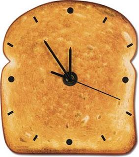Relógios chiques para cozinha