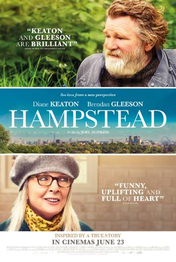 Hampstead (2017) ταινιες online seires xrysoi greek subs