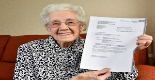 99-year-old Grandmother Receives Letter From Hospital Informing Her That She Is Pregnant