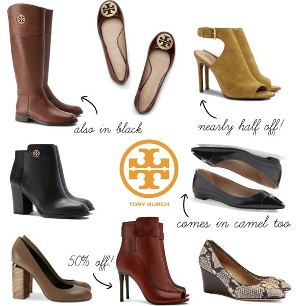 7d9dc8ca738f The Classy Woman ®  Tory Burch Sale Favorites