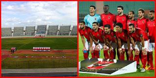 منع الأهلي المصري من التدرّب على ملعب المنزه !