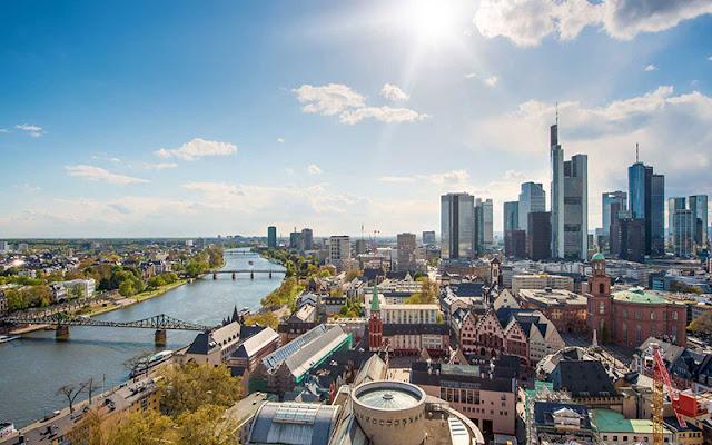 Fuso Horário em Frankfurt x Brasil