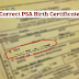 Need to Correct (Name, Gender, Etc.) In Your Birth Certificate? No worries, Here are the Guides for any corrections.