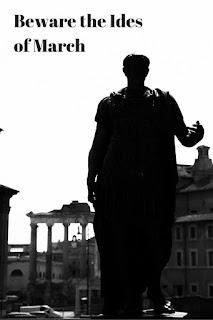 Beware the Ides of March, ancient rome, rome, julius Caesar, coliseum, superstition, emperor, Augustus, march, ides of march