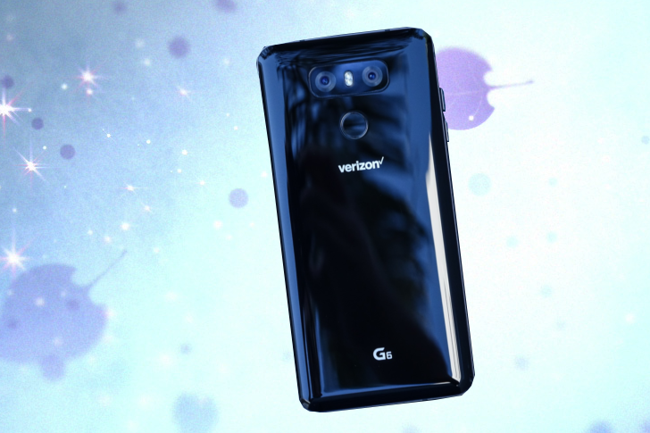 LG G6 Verizon finally start receiving Android 8.0 Oreo update