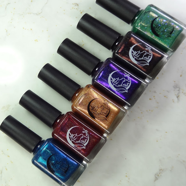 Nvr Enuff Polish | The Sailor Soldiers