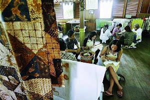 Membuat Batik