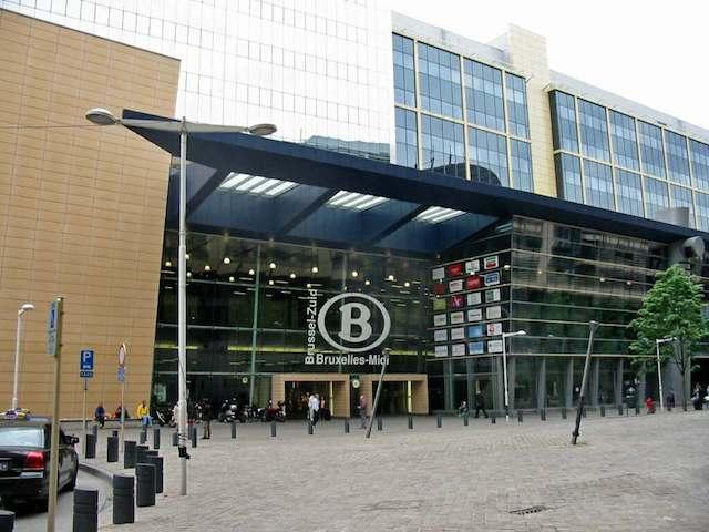 Estação Bruxelles Midi